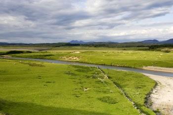 Laggan Estate in Islay Scotland